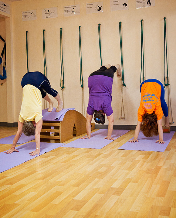 Friendship Yoga studio